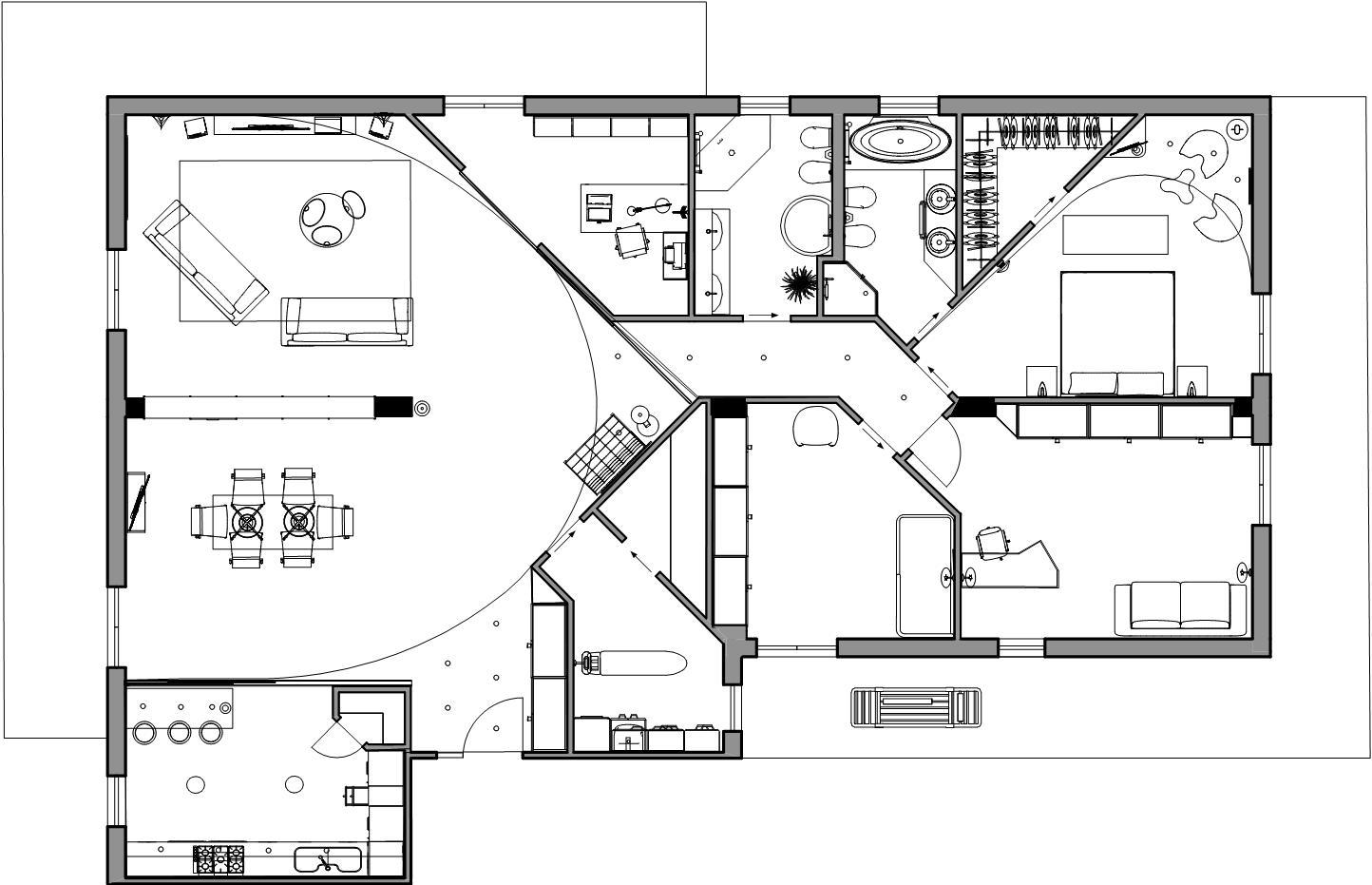 Impianti di allarme antifurto casa sistemi di for Software di progettazione per la casa